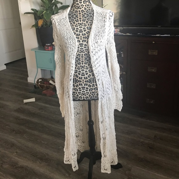 Mossimo Supply Co. Sweaters - Hippie style long sweater